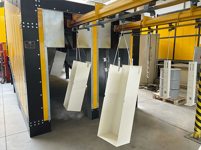 Surface Treatment - Powder Coating